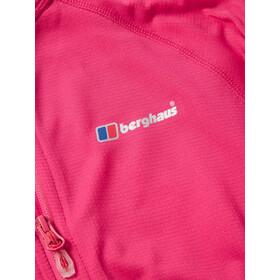 Berghaus Pravitale Light 2.0 Fleece Jacket Women Pink Peacock